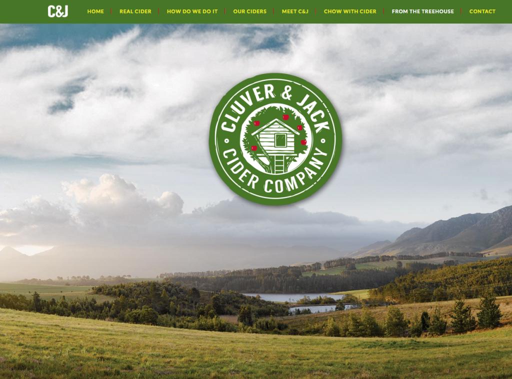 Cluver&Jack website